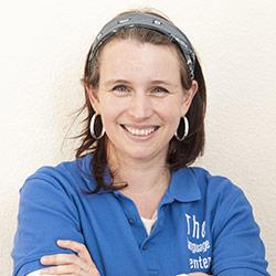 Cécile professeur de français